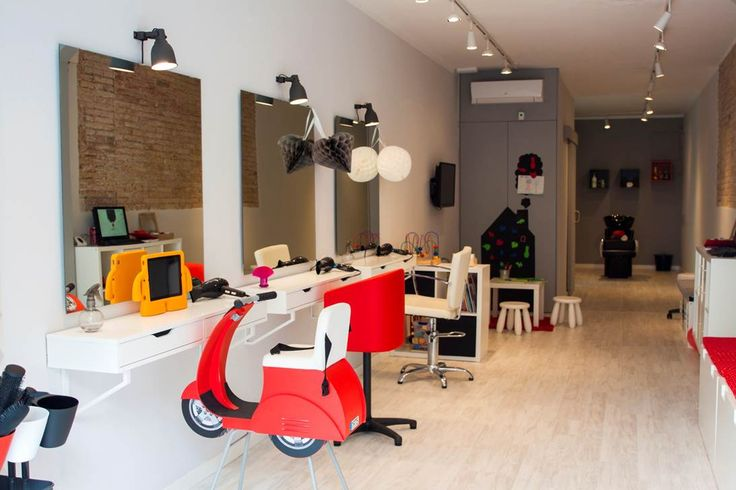 Petitcocó, peluquería infantil con muchos peinados para niños - Juntines.com