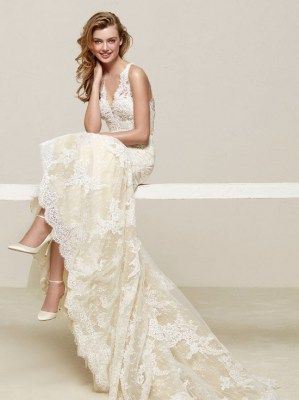 307 Best PRONOVIAS Wedding Dresses Images On Pinterest Wedding - Wedding Dress Stores Indianapolis
