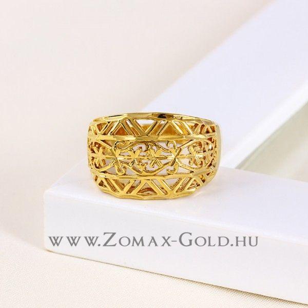 Regina gyűrű - Zomax Gold divatékszer www.zomax-gold.hu