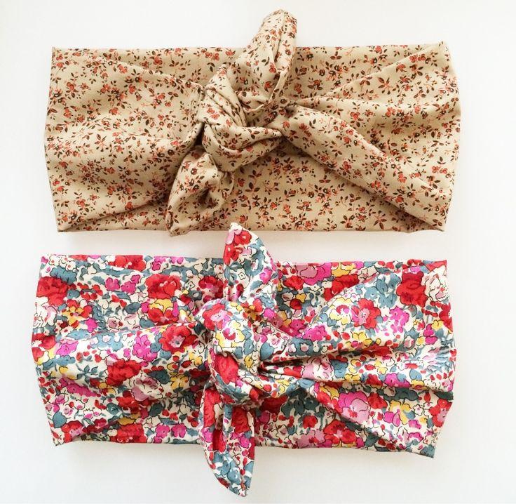 Voici de jolis bandeaux pour accessoiriser les tenues de vos bébés filles! Dès bébé vous pourrez faire porter ces jolis bandeaux à vos bébés filles...