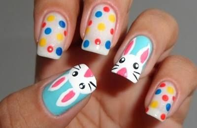 A Pasqua... liberate la vostra fantasia! #LaFemmeProfessionnel #Nails #Manicure #NailPolish #Pois #Allegria #Rabbit #Beauty #Pasqua #BuonaPasqua #Pasqua2015 #BuonPasqua2015 #Easter #HappyEaster #Easter2015 #Primavera2015 #Beauty #Bellezza #Girls #EasterNails #NailLook #Cool #Moda #BelliDaMatti #ColoriPastello