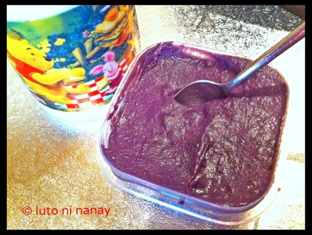 how to make ube halaya