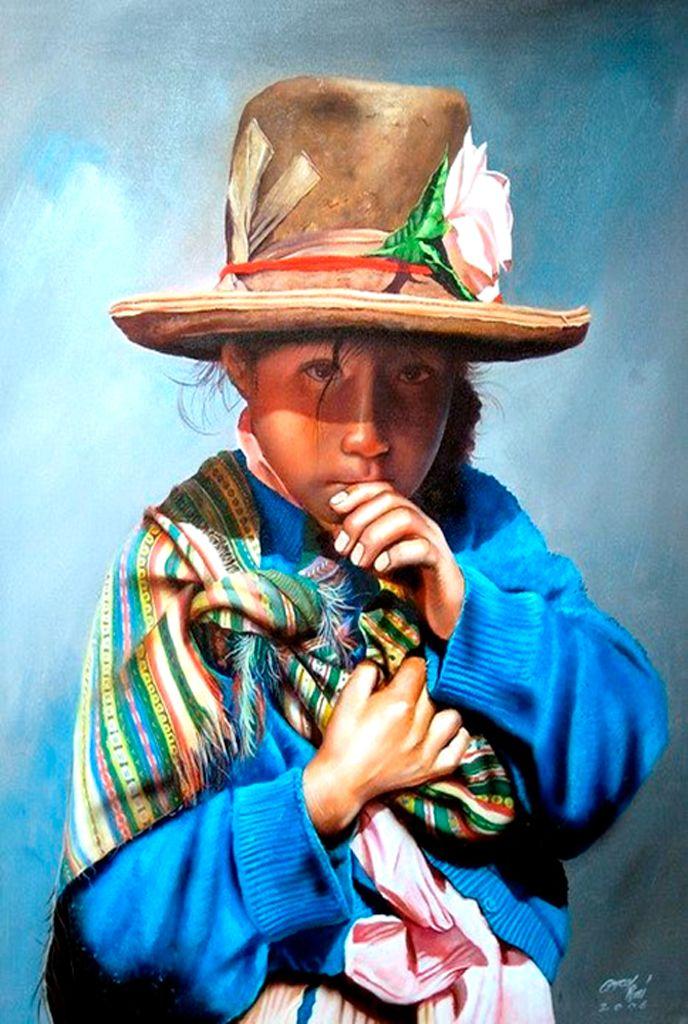 Los niños de las montañas | El Dibujante 2.0