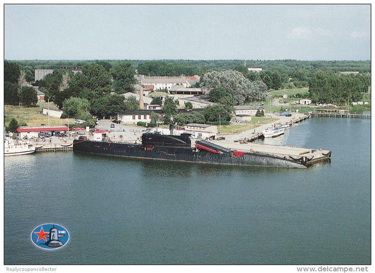 PEENEMÜNDE - U 461 (Juliett-Klasse) - Russisches U-Boot - Submarinos