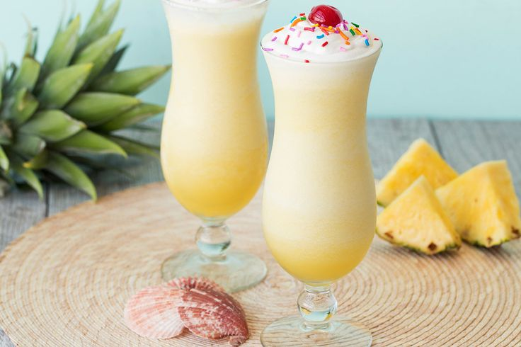 Hungry Girl's Low-Calorie Cake by the Ocean Cocktail Recipe