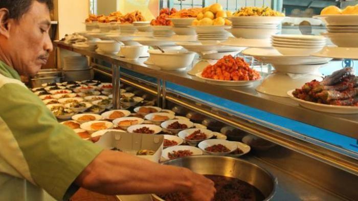 Fakta tentang Rumah Makan Padang, Nomer 3 Paling Mengagetkan