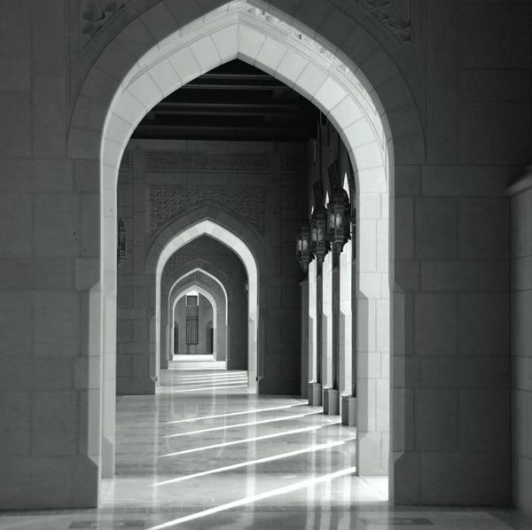 Spiritual Islamic Photography by Peter Gould