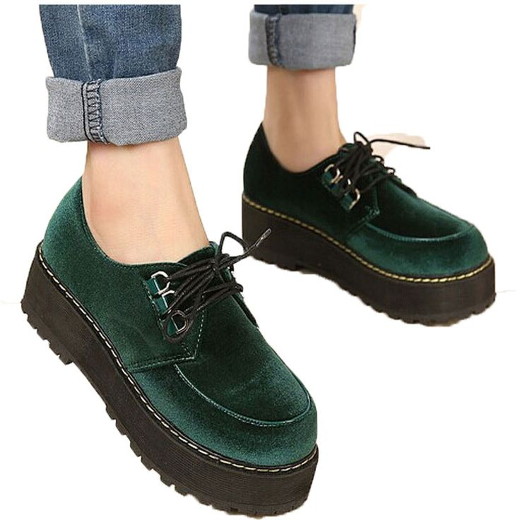 creepers femme pas cher