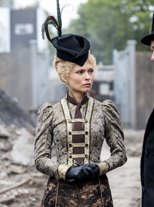 MyAnna Buring as Susan in Ripper Street (TV Series, 2014). [x]