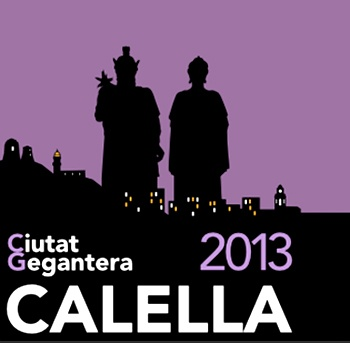 Calella Ciutat Gegantera (maig 2013)