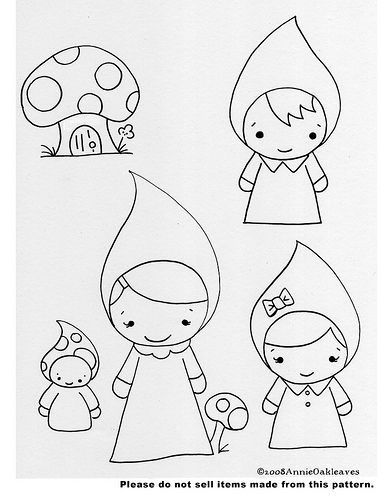 adorable embroidery patterns. #embroidery