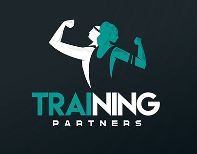 """Check out new work on my @Behance portfolio: """"TRAINING PARTNERS"""""""