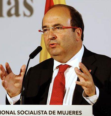 El PSOE ve razonable la propuesta de financiación de Iceta y minimiza las críticas