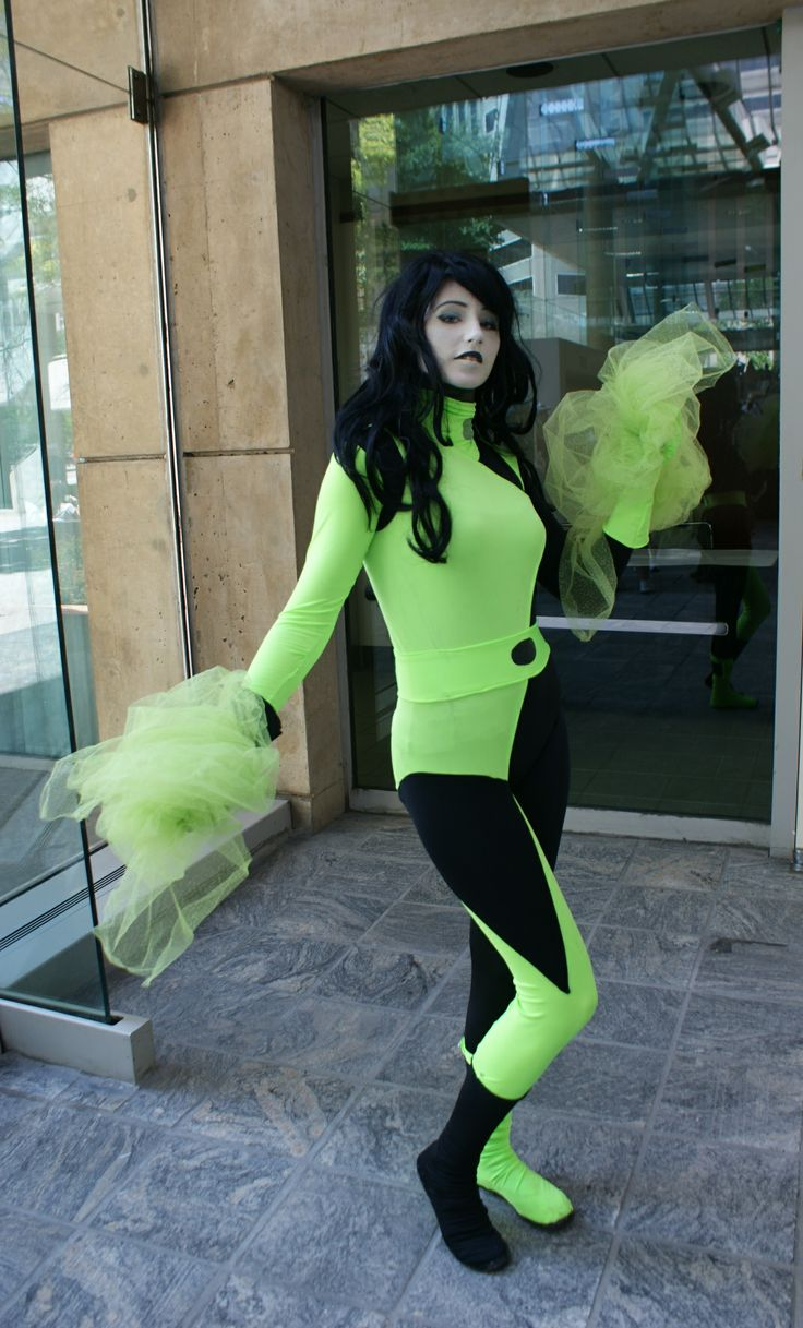 Throwback Cosplay - Mie-Rose as Shego from Kim Possible! | Cosplay ...