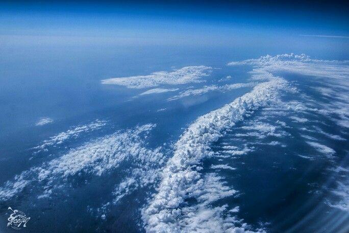 Over The Clouds no.5 © www.emresengun.com  #clouds #cloud #cloudporn #weather #lookup #sky #travel #pegasus