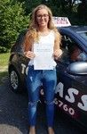 Congratulations to Pheobe danvers of Rochester Kent who passed her practical driving test on Thursday 9th July with our driving instructor Andy Rogers.  Pheobe Passed her driving test at the Maidstone Driving test centre.  now with her own car this will make her summer much easier and give her the freedom to get out and about when she wants. Well done Pheobe this should make a massive difference to you and will give you that all important independence.   All the best for the future from your…