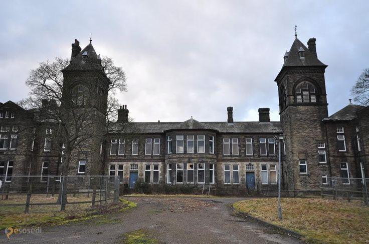 Психиатрическая больница High Royds – #Великобритания #Англия (#GB_ENG) Заброшенная психиатрическая клиника в Великобритании http://ru.esosedi.org/GB/ENG/1000195689/psihiatricheskaya_bolnitsa_high_royds/