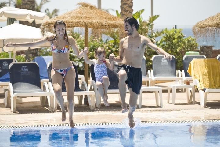 Cabogata Mar Garden Hotel & Spa**** #gardenhotels #andalucía #almería