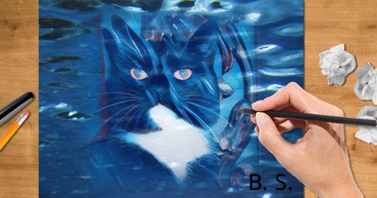 Twoje odbicie w wodzie – cóż za piękny obraz! Kliknij tutaj i spójrz na swoje zdjęcie!