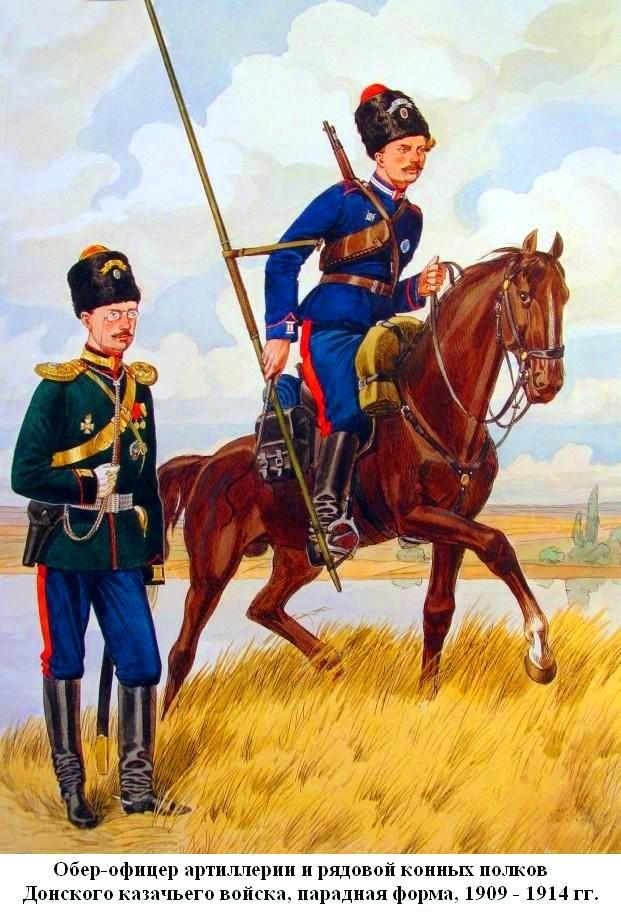 Казачество в царствование Николая II: mikhael_mark