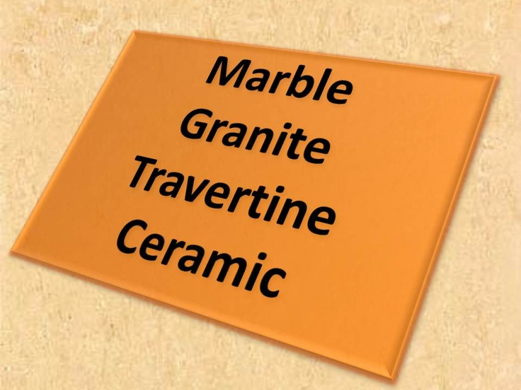 All natural stone and ceramic tiles, specialising in marble tiles.