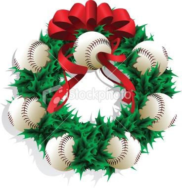 74 best Baseball in the Holidays images on Pinterest | Baseball ...