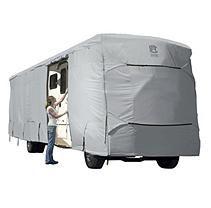 """Classic Accessories Premium RV Cover - Class A (20-24 ft. L, 122""""H)"""