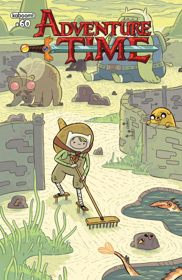 Preview: Adventure Time #60, Publisher: KaBOOM!, an imprint of BOOM! Studios Writer: Christopher Hastings Artist: Ian McGinty Cover Artists: Main Cover: Shelli Paroline & ...,  #AdventureTime #Boom!Studios #BradenLamb #CartoonNetwork #ChristopherHastings #FinntheHuman #IanMcGinty #JaketheDog #kaboom! #ShelliParoline