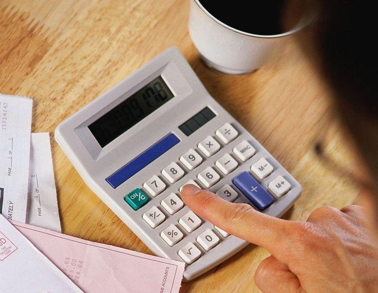 účtovníctvo, výpočty