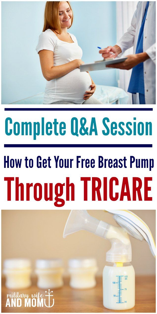 How to get a breast pump through TRICARE. ALL your burning questions answered in this Q&A session. via @lauren9098