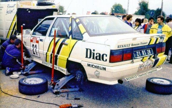 1988 RENAULT 21 TURBO BUGALSKI 9