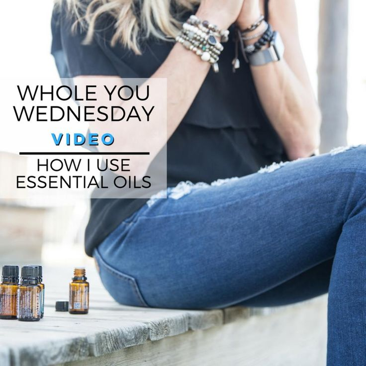 How I Use Essential OilsHey Guys,In Monday's Newsletter I talked about self-care, how and why it's important. I promised to send a video on how I use essential oils.As always, look for a special blend on Friday. This one is excellent for self-care. Be sure to catch it.XO,Hayley