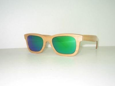 Blaze sunglasses by Gazer Eyewear, high quality handcrafted wooden sunglasses & eyewear