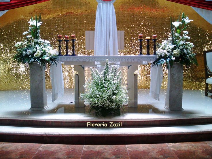 Decoraci n altar for Decoracion en cancun
