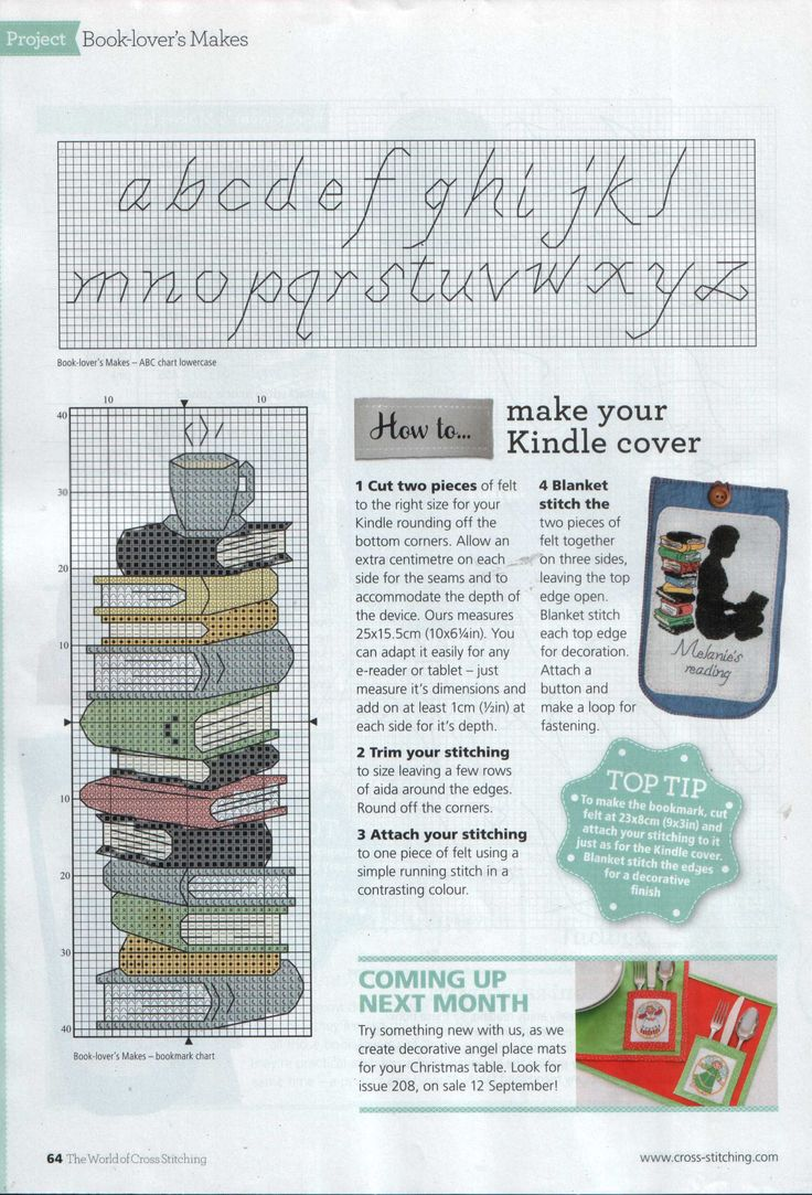 Book Lovers  Bookmark or Kindle Cover