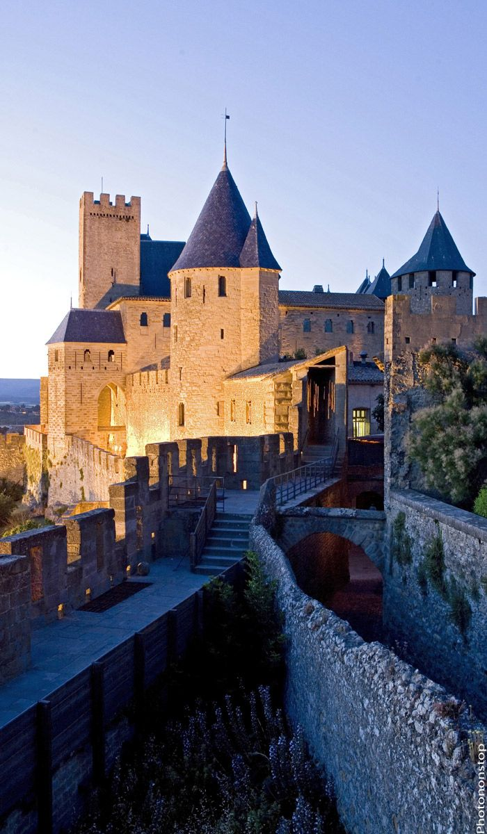 Découvrez la Forteresse de Carcassonne, l'un des monuments culturels les plus visités en France !