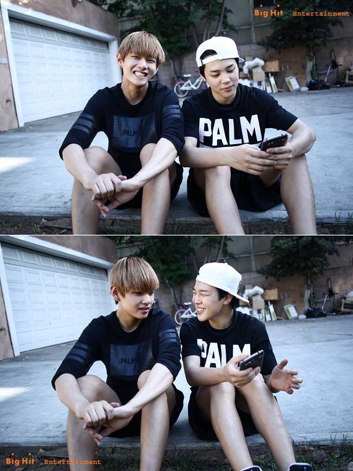Taehyung x Jimin