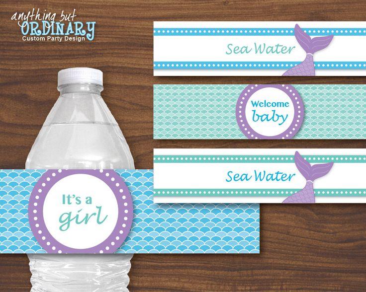 The  Best Water Bottle Labels Diy Ideas On   Time