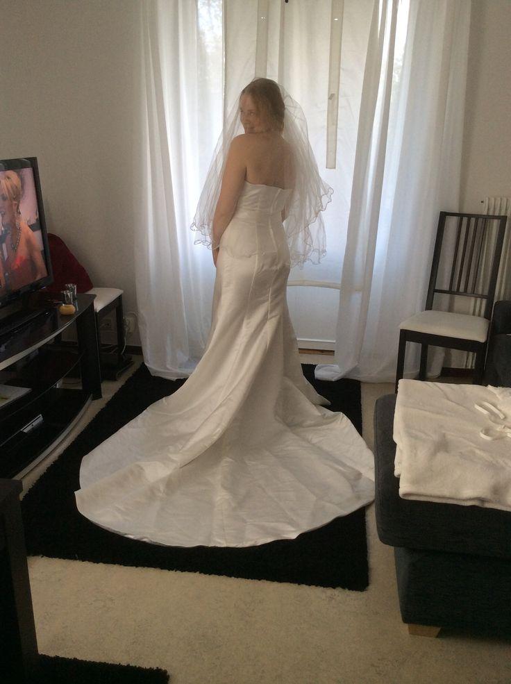 Min klänning. En unik sjöjungfru modell