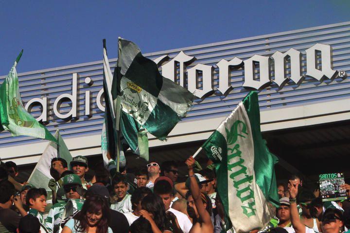 Listo el calendario de Santos Laguna para el Apertura 2013