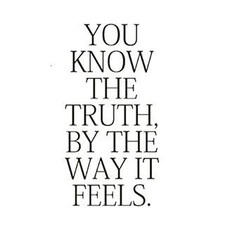 intuition, and I KNEW this whole time! Can't blame anyone but myself!