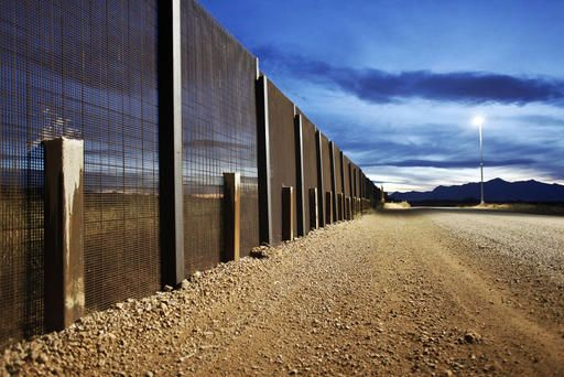 STAHL: So let's go through very quickly some of the promises you made and tell us if you're going to do what you said or you're going to change it in any way. Are you really going to build a wall? TRUMP: Yes. STAHL: They're talking about a fence in the Republican Congress, would you accept a fence? TRUMP: For certain areas I would, but certain areas, a wall is more appropriate. I'm very good at this, it's called construction…