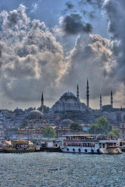 İstanbul's mosques !