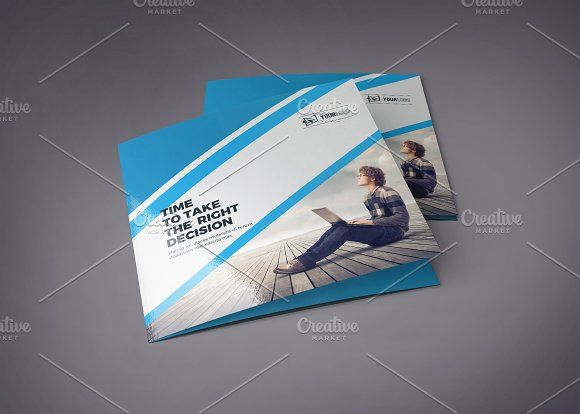 Square Tri Fold Brochure by Cristal Pioneer on @creativemarket brochure design templates 3 fold brochure template tri fold brochure design leaflet template tri fold brochure template word online brochure maker print brochures 3 fold brochure brochure template
