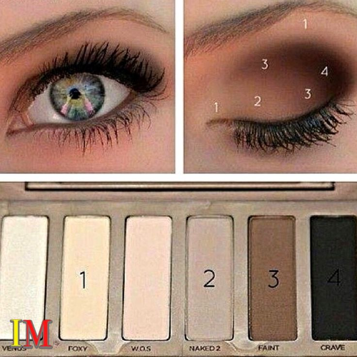 Try this nice step by step #SmokeyEyes for a romantic dinner or a party night. #BeautyTips #infomarketmagazine