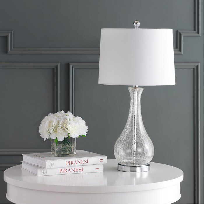 Pin By Deb H On Lighting In 2020 Table Lamp Lamp Crystal Table Lamps