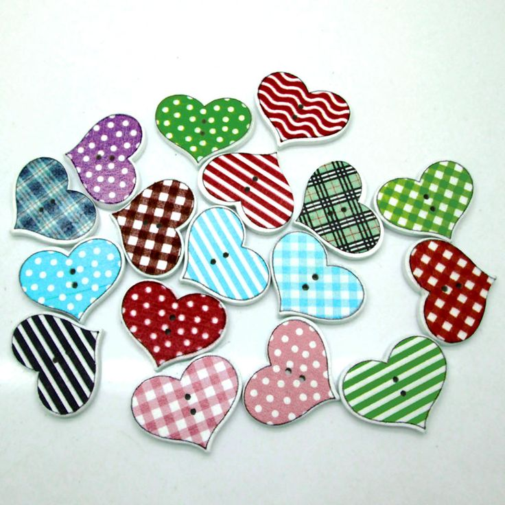 Cheap fabric flag, Buy Quality fabric button machine directly from China fabric owl Suppliers:             50Pcs/Set Sewing Scrapbooking Multicolor Stripe Dot Heart Botones 2 Holes Mixed Colo