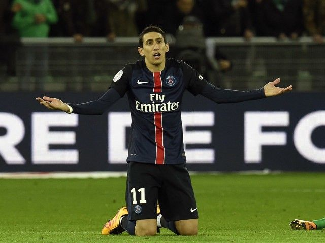 Paris Saint-Germain Angel di Maria: 'I left Manchester United to win trophies' #ManchesterUnited #ParisSaintGermain #Football