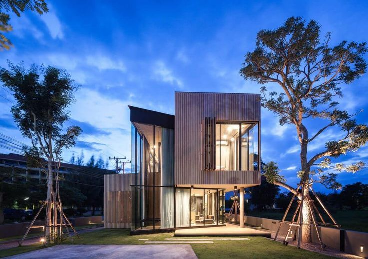 T House by IDIN Architects