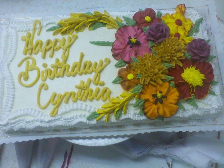 Happy Birthday Cynthia Signs Happy Birthday Cynthia Cake